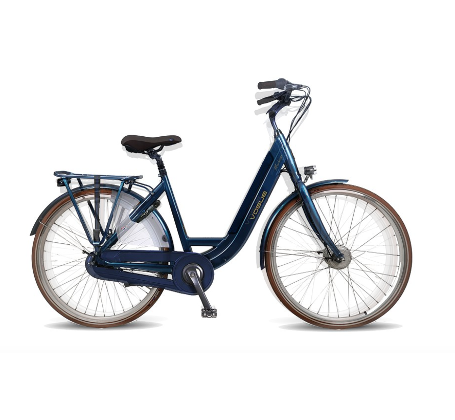 Mestengo 8sp AKM e-bike dames Dark Turquoise