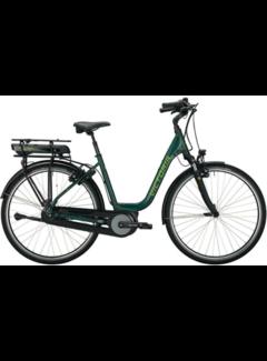 Victoria etrekking 5.9 H bright green matt / grey  Elektrische fiets