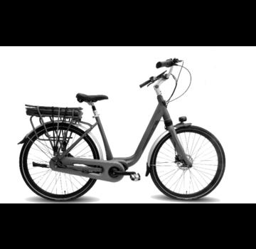 Vogue Mio 8sp Bafang e-bike dames Matt Grey