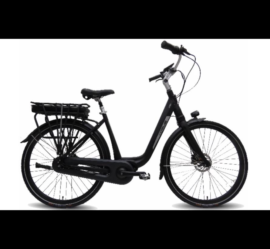 Mio 8sp Bafang e-bike dames Matt Black