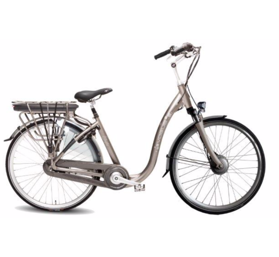 Comfort 7V  e-bike dames Matt Grey