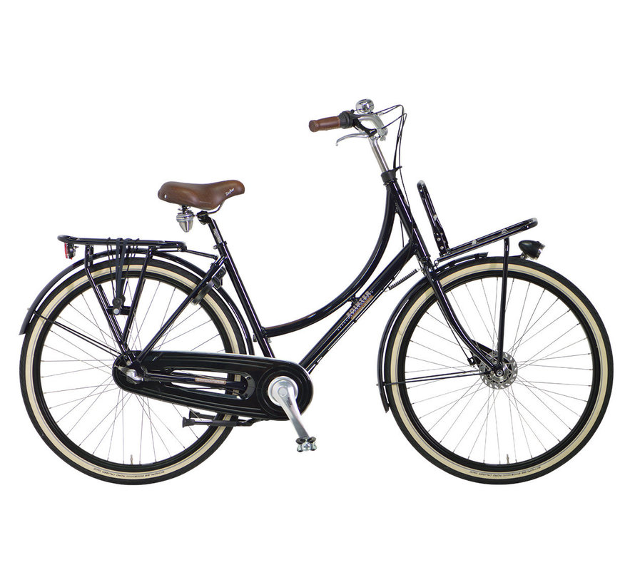 Grande Plus Dames Transportfiets 3V Night