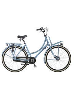 Pointer Grande Plus Dames Transportfiets 7V Ocean