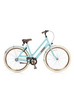 Popal Montebella N3  Damesfiets lichtblauw