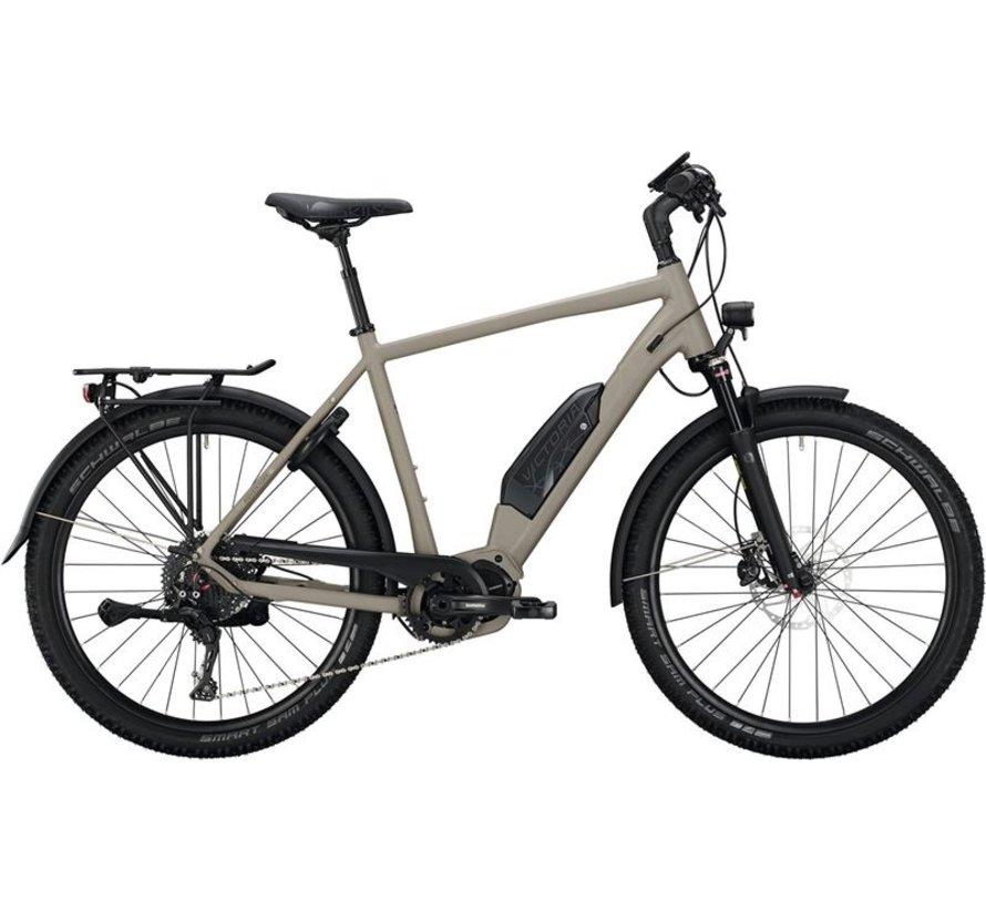 eAdventure 8.9 desert grey matt/anthracite  Elektrische fiets