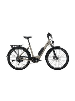 Victoria eAdventure 8.9 desert grey matt/anthracite  Elektrische fiets  dames