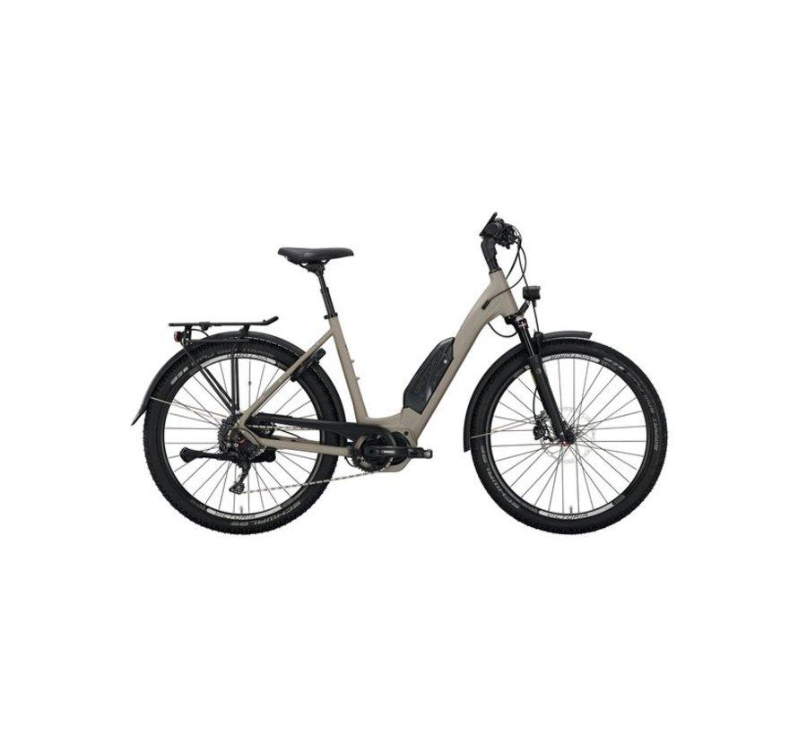 eAdventure 8.9 desert grey matt/anthracite  Elektrische fiets  dames