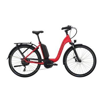 Victoria eManufaktur 10.8  red /black  Elektrische fiets