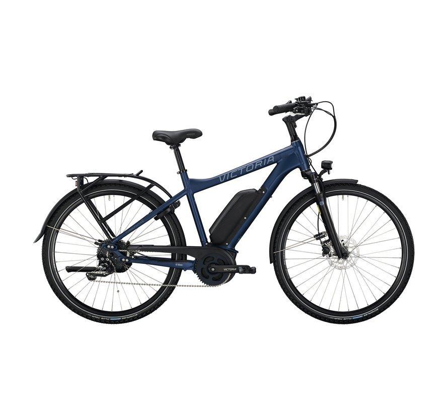 eManufaktur 10.8  blue matt/anthracite  Elektrische fiets
