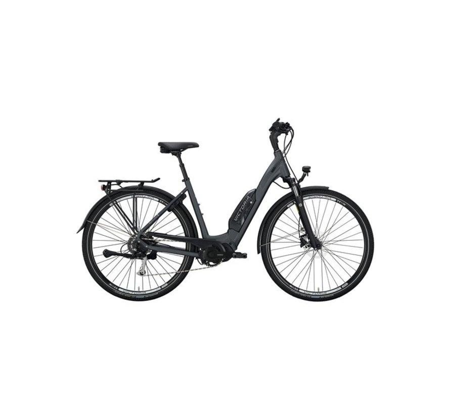 eTouring 6.3  grey matt/white  Elektrische fiets