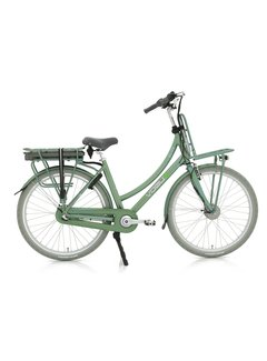 Vogue Elite e-bike dames 3V Mint Green