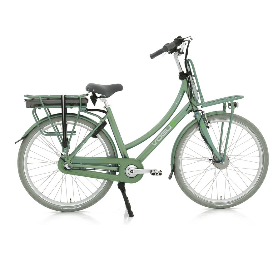 Elite e-bike dames 3V Mint Green