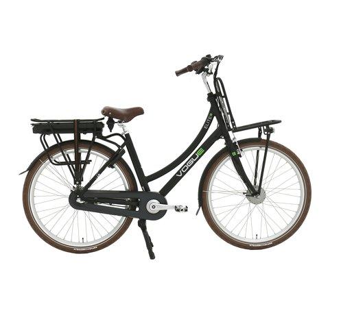 Vogue Elite e-bike dames 3V Matt Black