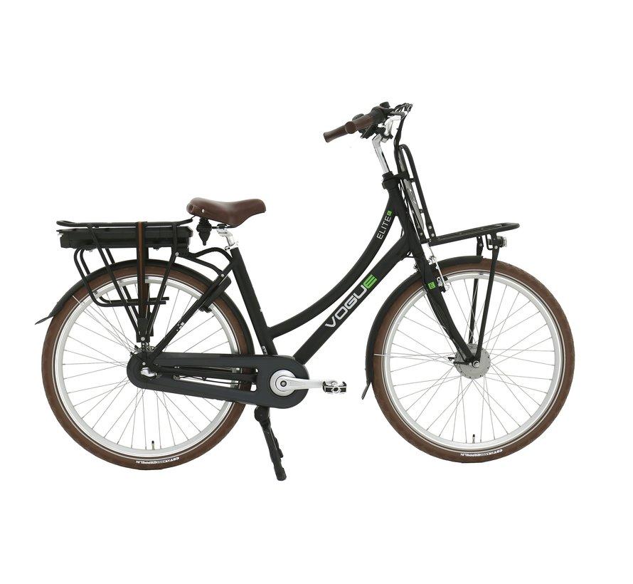Elite e-bike dames 3V Matt Black