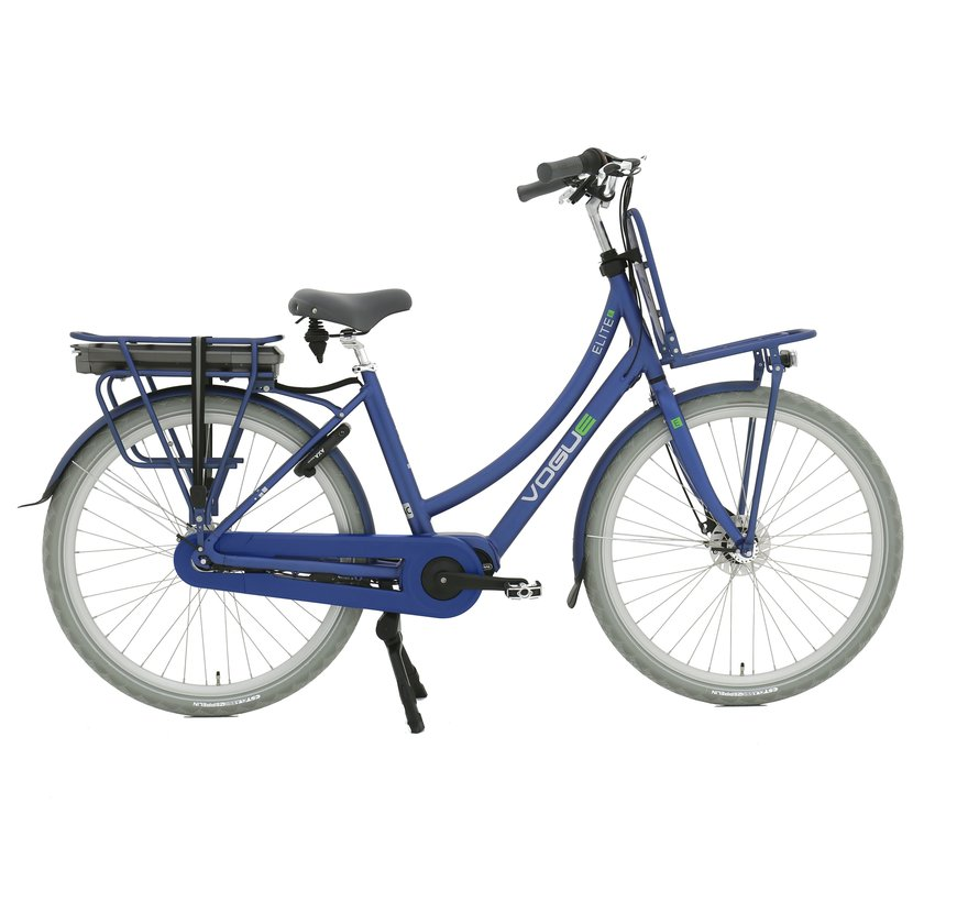 Elite Plus e-bike dames 7V Jeans Blue