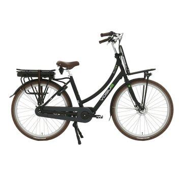 Vogue Elite Plus 7V e-bike dames Matt Black