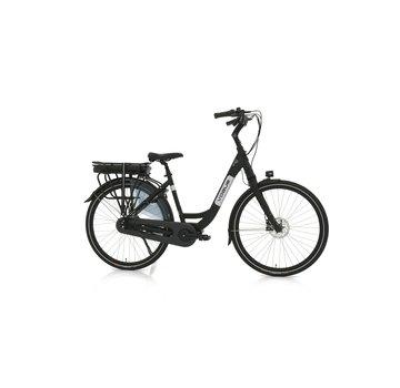 Vogue Infinity hydraulic  Elektrische fiets dames zwart