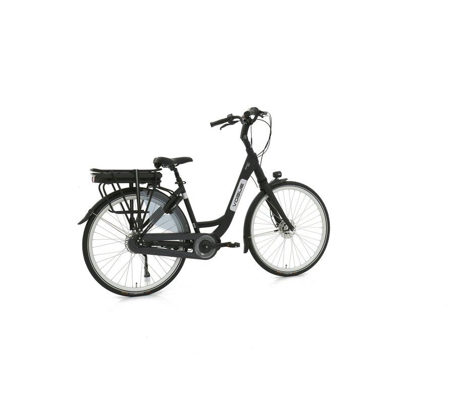 infinity 8v e-bike Elektrische fiets dames zwart