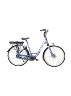 Vogue infinity 8v e-bike Elektrische fiets dames Silk Blue