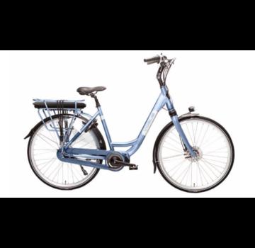 Vogue infinity 8v e-bike Elektrische fiets dames Silk Blue