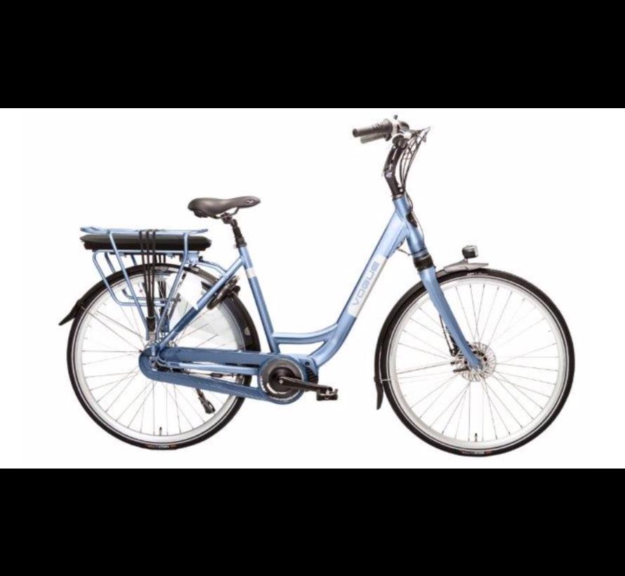 infinity 8v e-bike Elektrische fiets dames Silk Blue