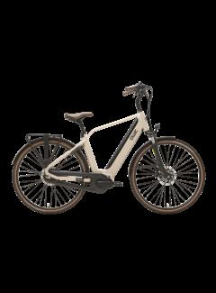 Qwic e-bike premium i mn7 maple sand Elektrische fiets heren