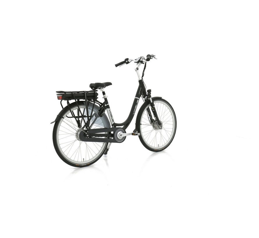 Premium e-bike 7V  dames Matt Brown