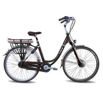 Vogue Premium e-bike 7V dames Matt Brown