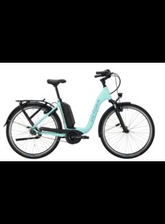 Victoria eManufaktur 9.5  pastel turquoise matt / silver E-bike 2021