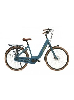 Vogue Mestengo 8sp Bafang e-bike dames Dark Turquoise