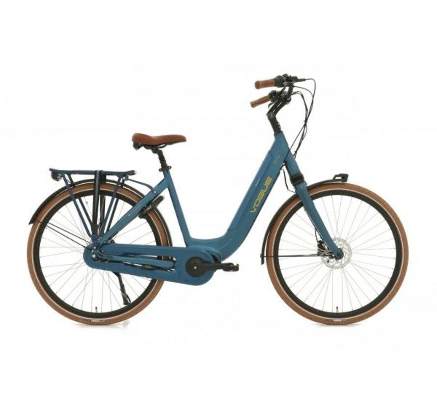 Mestengo 8sp Bafang e-bike dames Dark Turquoise