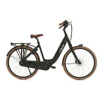 Vogue Mestengo 8sp Bafang e-bike dames Shiny Black