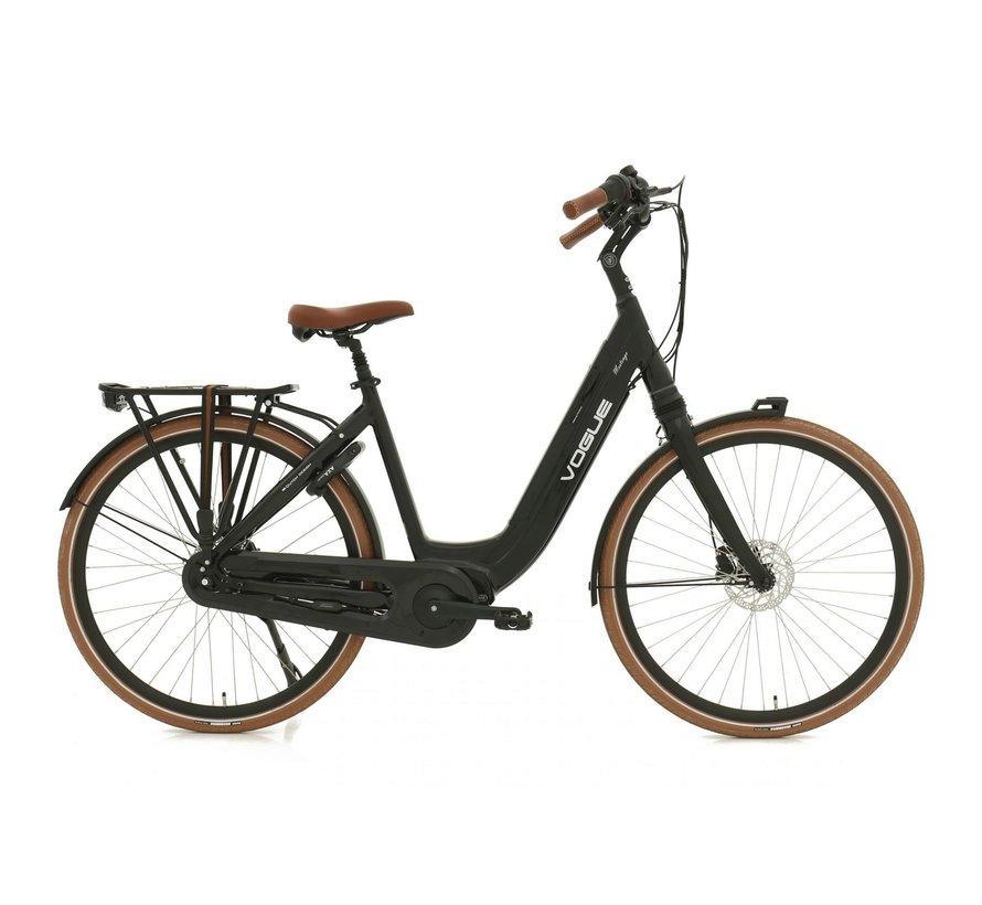 Mestengo 8sp Bafang e-bike dames Shiny Black