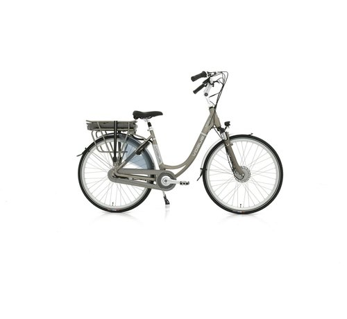 Vogue Premium e-bike dames Matt Grey