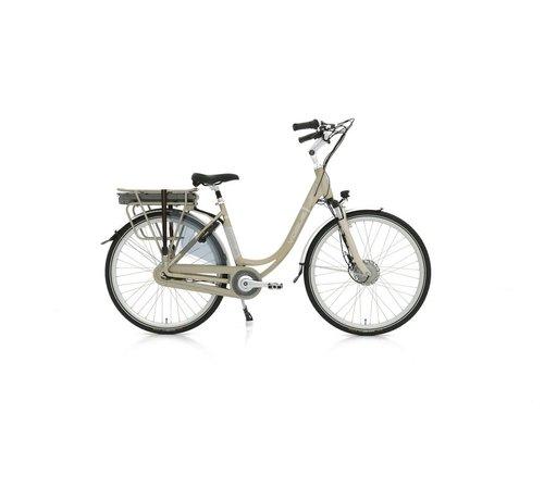 Vogue Premium e-bike dames Champagne