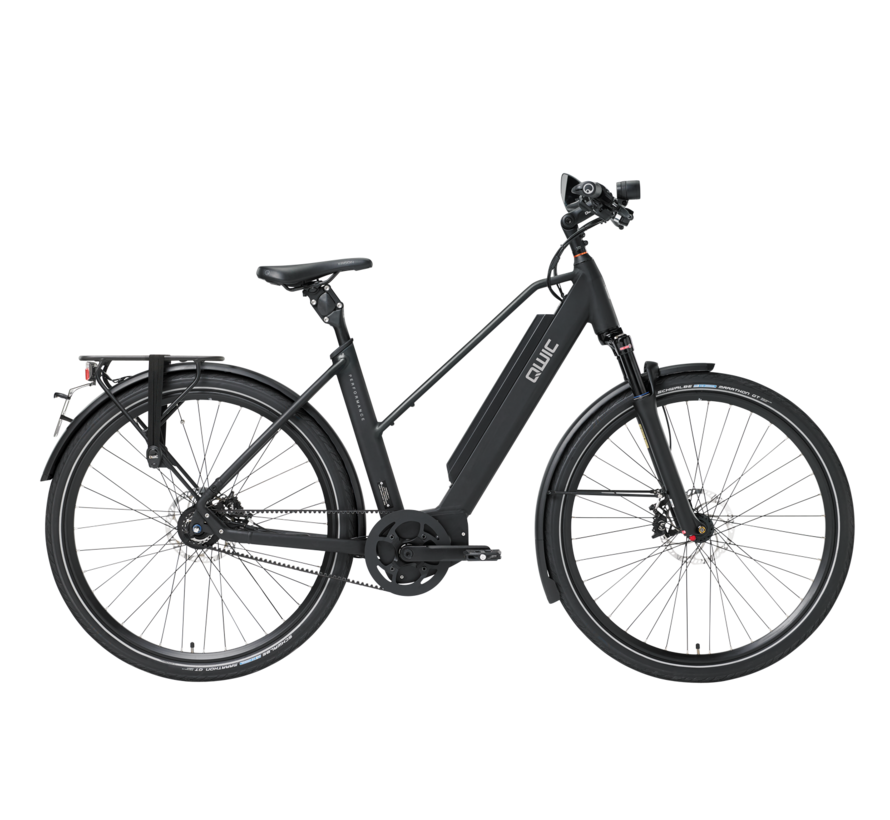 e-bike performance ma11 speed trapez black Elektrische fiets dames