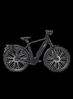 Qwic e-bike performance ma11speed diamond black Elektrische fiets heren