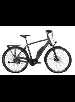 Victoria eTouring 7.4  graphite grey matt / silver e-bike