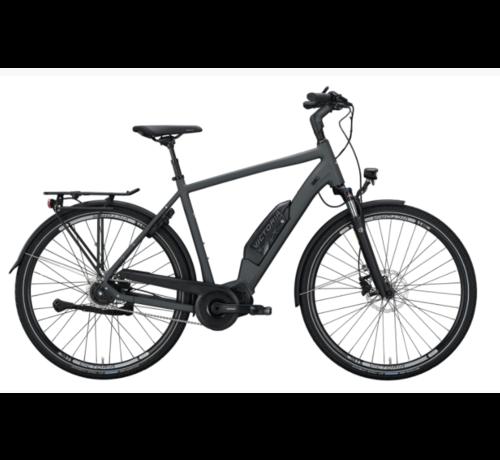 Victoria eTouring 7.5  graphite grey matt / silver e-bike