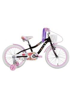 "V bikes Mountainbike 16"" Formula CREAM"