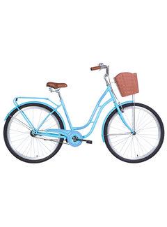 """V bikes Omafiets 28"""" OBSIDIAN"""