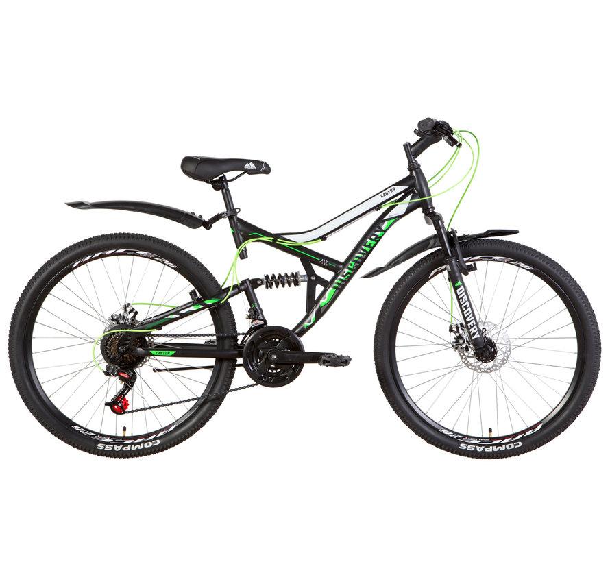 """Mountainbike 26"""" Discovery CANYON AM2 DD"""