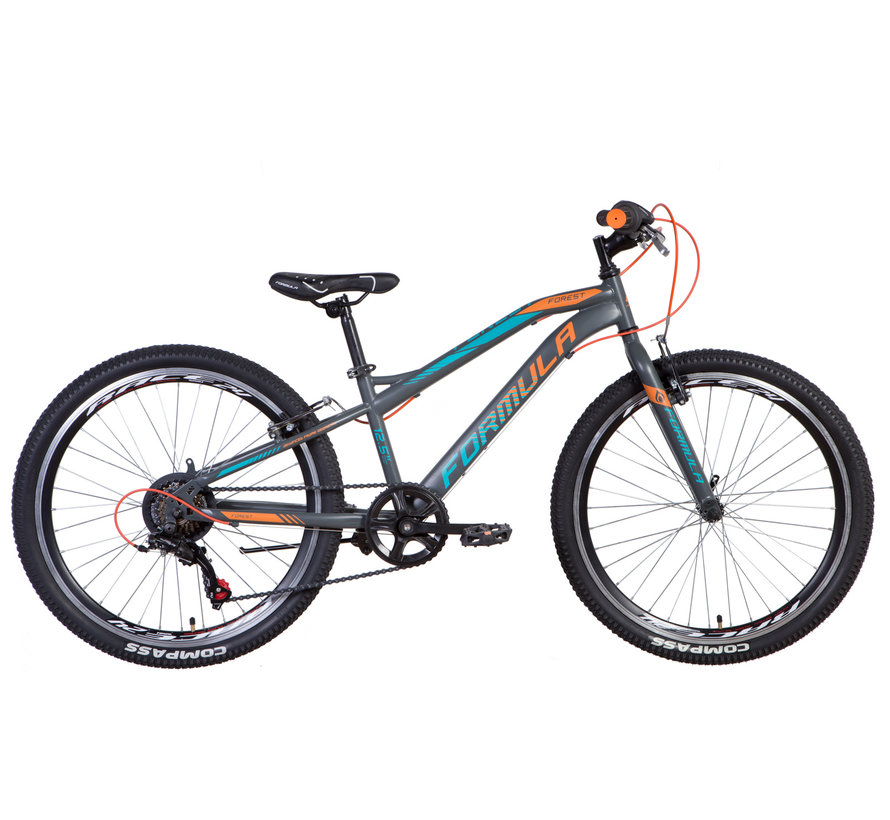 "Mountainbike 24"" Formula FOREST Vbr"