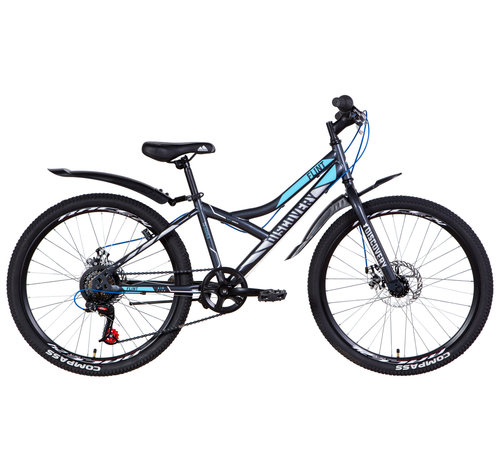 "V bikes Mountainbike 24"" Discovery FLINT DD"
