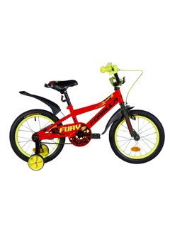 "V bikes Kinderfiets 16"" Formula FURY"