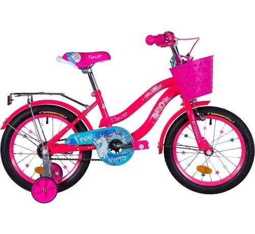 """V bikes Kinderfiets 16"""" Formula FLOWER"""
