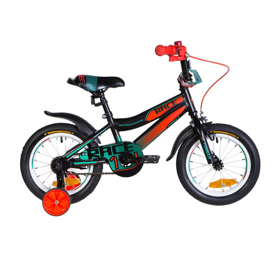 "Kinderfiets 14"" Formula RACE"
