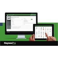 HaynesPro Workshopdata jaar licentie