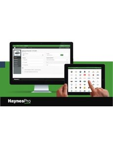 HaynesPro Workshopdata year license