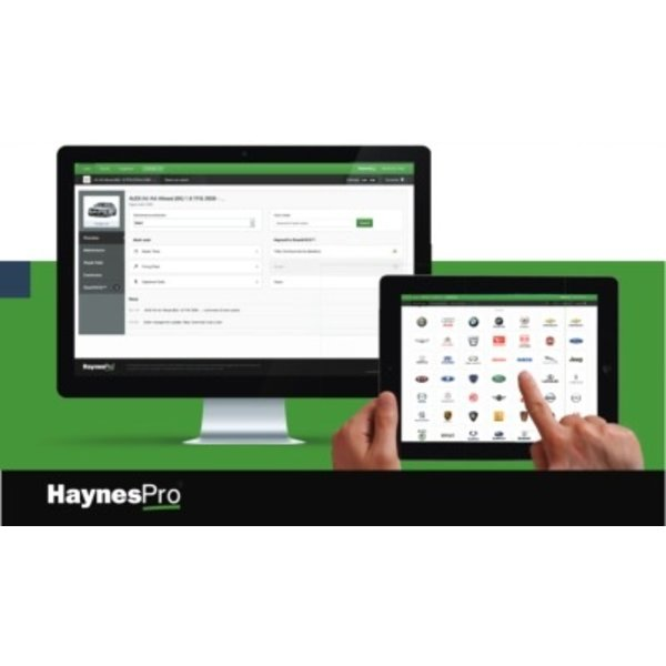 HaynesPro Workshopdata year license